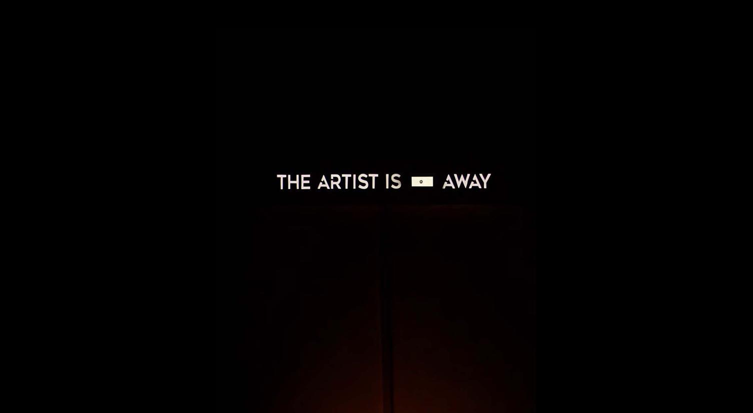 Artist is away | 2015